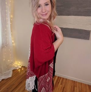 Bohemian Dream Sweater (see the gorgeous back)